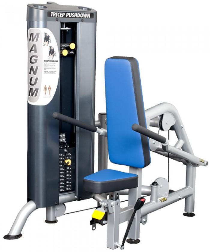 Tricep Pushdown Machine 7013 Tricep Pushdown