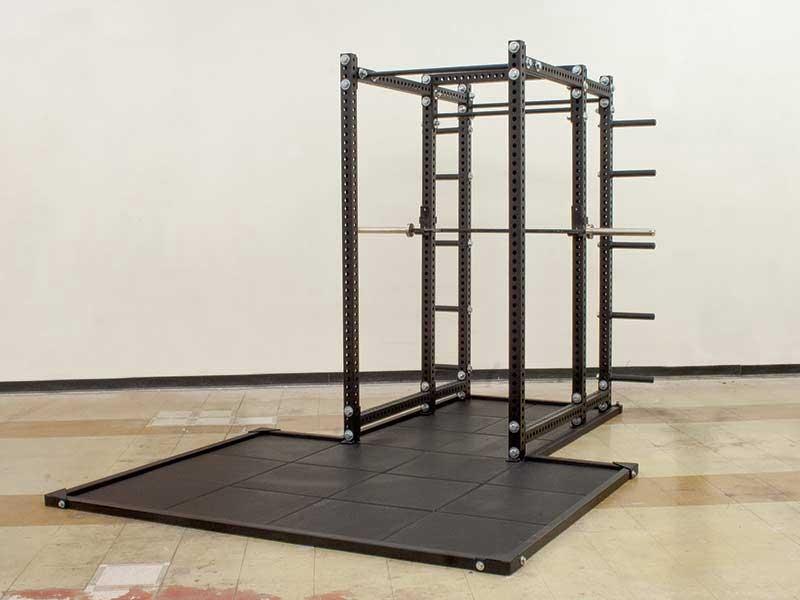 Power Racks Sorinex Fitnes Xl Single Rack With Platform Addition Powered By Soolis